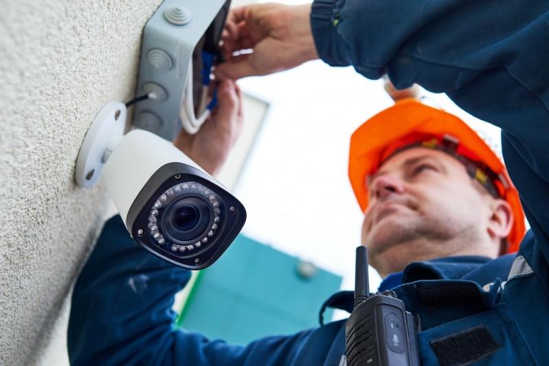 Instalação de Sistema de Segurança em Juiz de Fora - Sistema de CFTV Empresarial