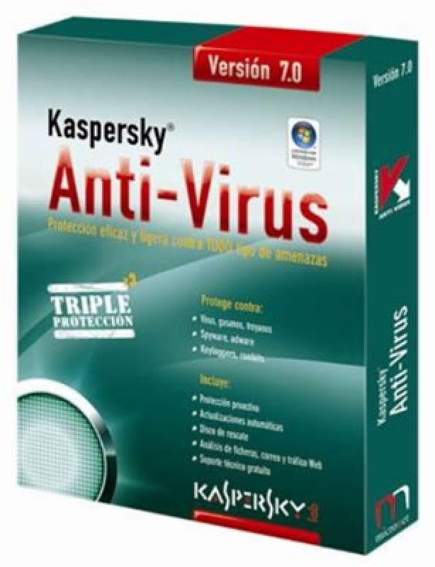 Programas Antivírus Kaspersky 2016 em Vargem Grande - Antivírus Kaspersky em Computadores Empresariais