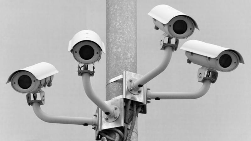 Sistema CFTV com DVR Nordeste - Sistema de CFTV Empresarial