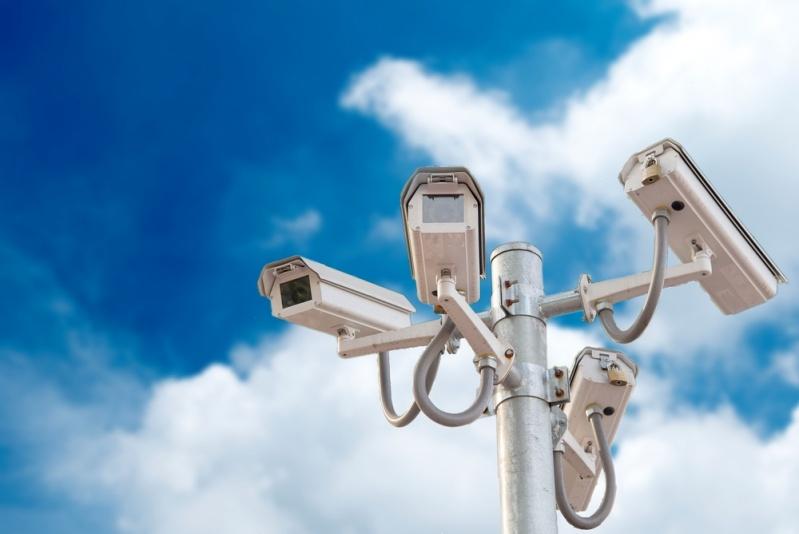 Sistemas de Segurança em São Conrado - Sistema de CFTV para Empresas