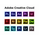 adobe photoshop para empresas preço na Cidade Universitária