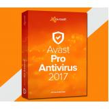 antivírus avast para redes corporativas em Pinhais