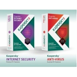 antivírus kaspersky para servidor de empresas preço em Macaé