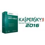 antivírus kaspersky para servidor em Canoas