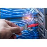 cabeamento estruturado de internet preço na Cachoeirinha