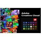 comprar pacote adobe creative cloud para empresas em Poá