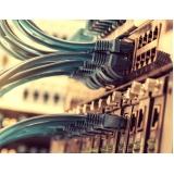 desenvolvimento de projeto de cabeamento estruturado de fibra óptica na Feira de Santana