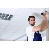 empresa de sistema de segurança de câmeras via internet em Caierias