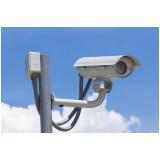 instalação de câmeras de segurança na Volta Redonda
