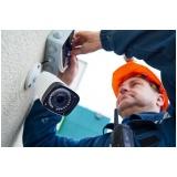 instalação de sistema de CFTV completo na Balsa Nova