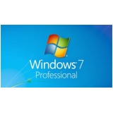 programa de windows 7 professional na Baixada Fluminense