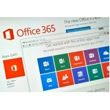programa office 365 enterprise preço Quatro Barras