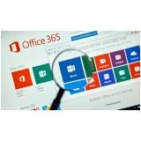 programa office 365 para empresas preço em Caieiras