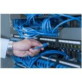 serviço de cabeamento estruturado data center em Contagem