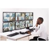 sistema de CFTV completo na Santana de Parnaíba
