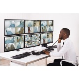 sistemas CFTV com DVR na Praia Grande
