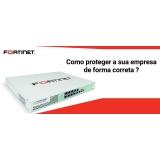 Programa de Firewall Fortinet Corporativo