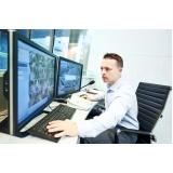 sistema de CFTV empresarial