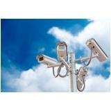 sistema de CFTV para escola