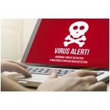 venda de antivírus centralizado para rede empresarial em Méier