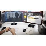 venda de antivírus empresarial na Copacabana