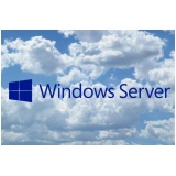 venda de software windows server 2012 standard Campo Magro