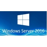 venda de windows server 2016 corporativo Campo Largo